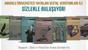 Anadolu Üniversitesinden dev hizmet