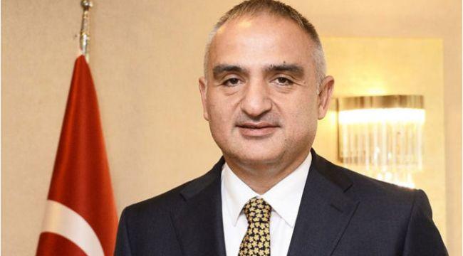 Bakan Mehmet Nuri Ersoy'dan teşekkür mesajı