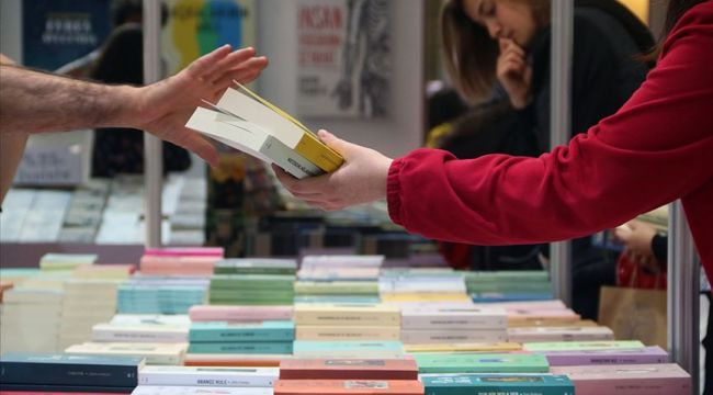 Geçtiğimiz yıl Türkiye'de 61,5 bin kitap yayımlandı