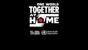 One World: Together At Home ile Tüm Dünya Çevrimiçi Konserde