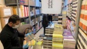Ümraniye Belediyesi'nden 35 bin kitap