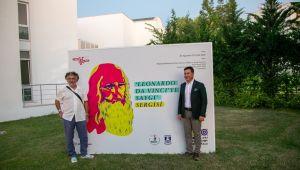 500. Yılında Leonardo Da Vinci'ye Saygı Sergisi Bodrum'da