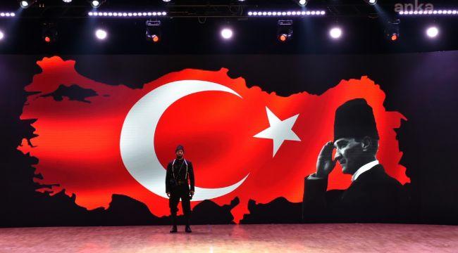 Beşiktaş'ta Cumhuriyet coşkusu