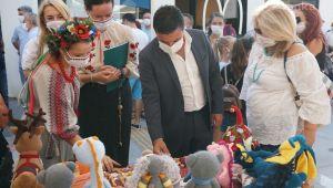 Bodrum'da İlk Kez Ukrayna Kültür Ve Tanıtım Günü Düzenlendi
