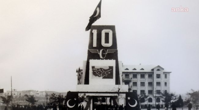 Cumhuriyetin 10.yılı Ankara sergisi