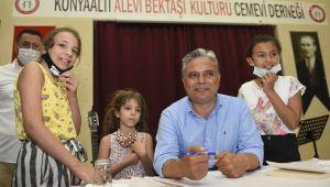 Muratpaşa Belediye Başkanı UYSAL, Kitap Kurtlarıyla Buluştu